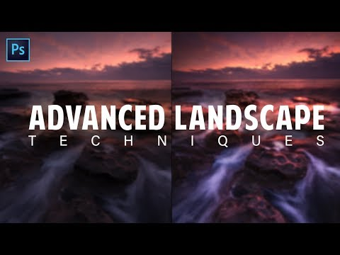 Advanced Landscape Photography Techniques you MUST BE USING!!!