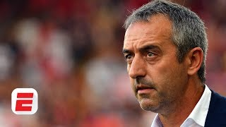 AC Milan's Marco Giampaolo tried to put 'square pegs in round holes' - Nicky Bandini | Serie A