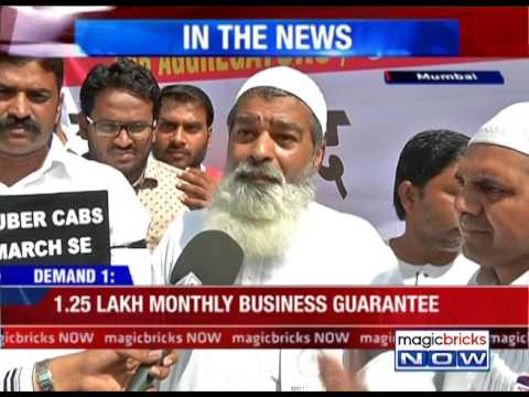 Ola - Uber cab drivers on strike: The News – 10 March