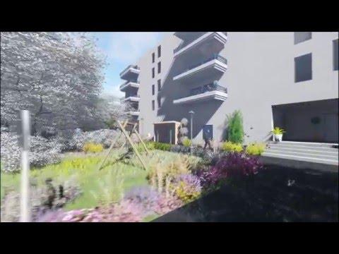 Vidéo d'animation 3D - Promotion immobilière