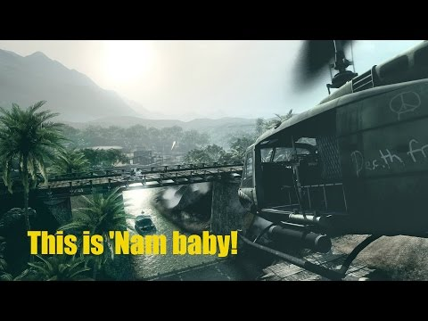 ► THIS IS 'NAM BABY! | Battlefield: Bad Company 2 Vietnam