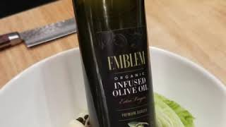 Emblem Olive Oil Approved by Chef Nemeth