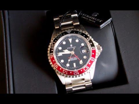 Steinhart GMT Ocean 1 Review (who needs a Rolex GMT II?)