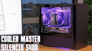 [Cowcot TV] Présentation boitier Cooler Master Silencio S400
