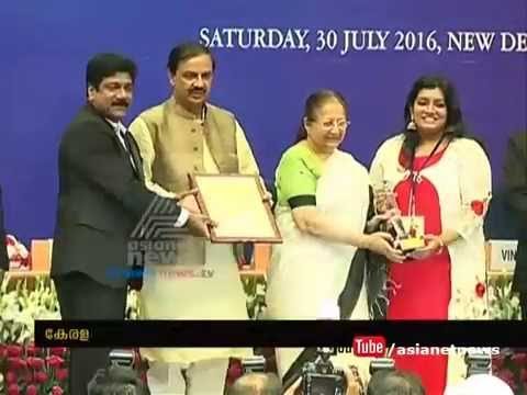 Kerala Tourism bags twelve  National Tourism awards
