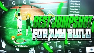 *NEW* ABSOLUTE BEST CUSTOM JUMPSHOT ON NBA 2K19! 100% PERFECT RELEASES TO NEVER MISS AGAIN!