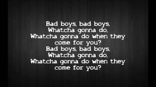 Bob Marley - Bad Boys [Lyrics]