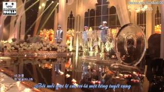 """[VIETSUB] 131208 EXO - """"Miracles In December"""" live @ Inkigayo"""