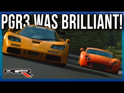 Project Gotham Racing 3 Was Way Ahead Of Its Time!