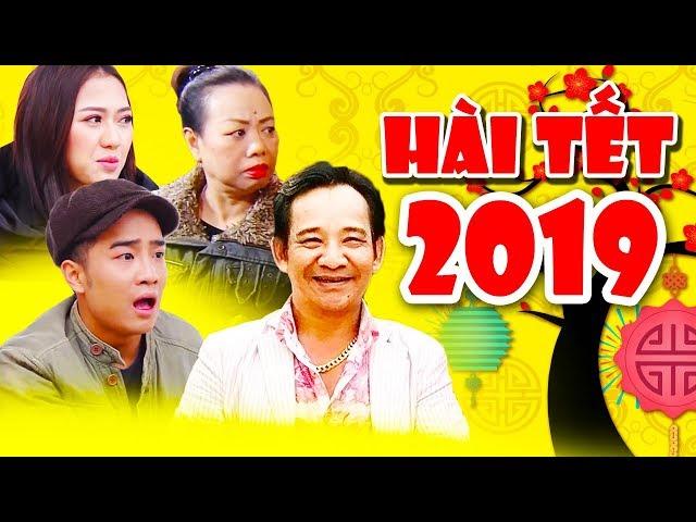Hài Tết 2019 | Tìm Việc Ngày Tết | Phim Hài Tết Quang Tèo, Đỗ Duy Nam Mới Nhất 2019