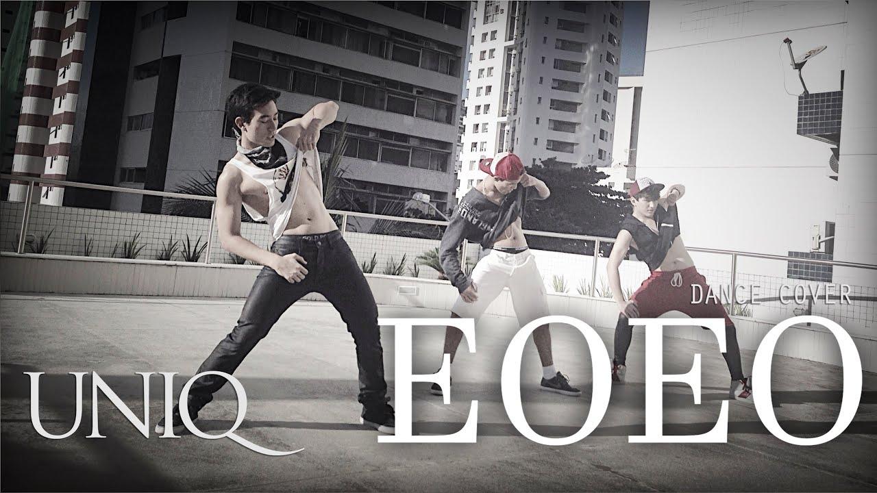 k-hyung  uniq   uc720 ub2c8 ud06c  - eoeo dance cover