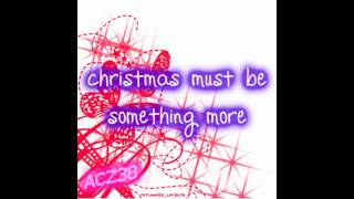 Taylor Swift - Christmas Must Be Something More [Lyrics]