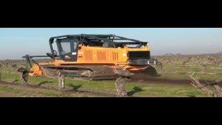 Vineyard Removal (2016 b) - Prime Tech PT-300