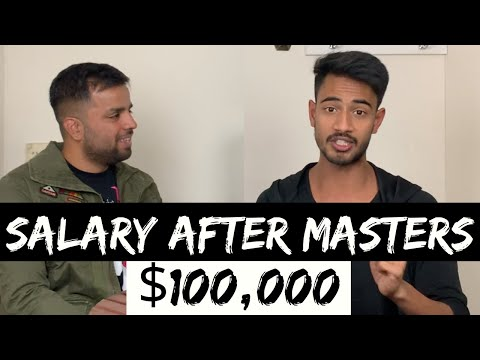 How Much SALARY After Masters In Australia | How Much Money After Graduation | Internash