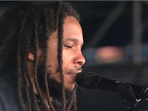 Stephen & Damian Marley - The Traffic Jam - 8/2/2008 - Newport Folk Festival (Official)