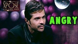 Himesh- What makes me angry is that people still think I am bald
