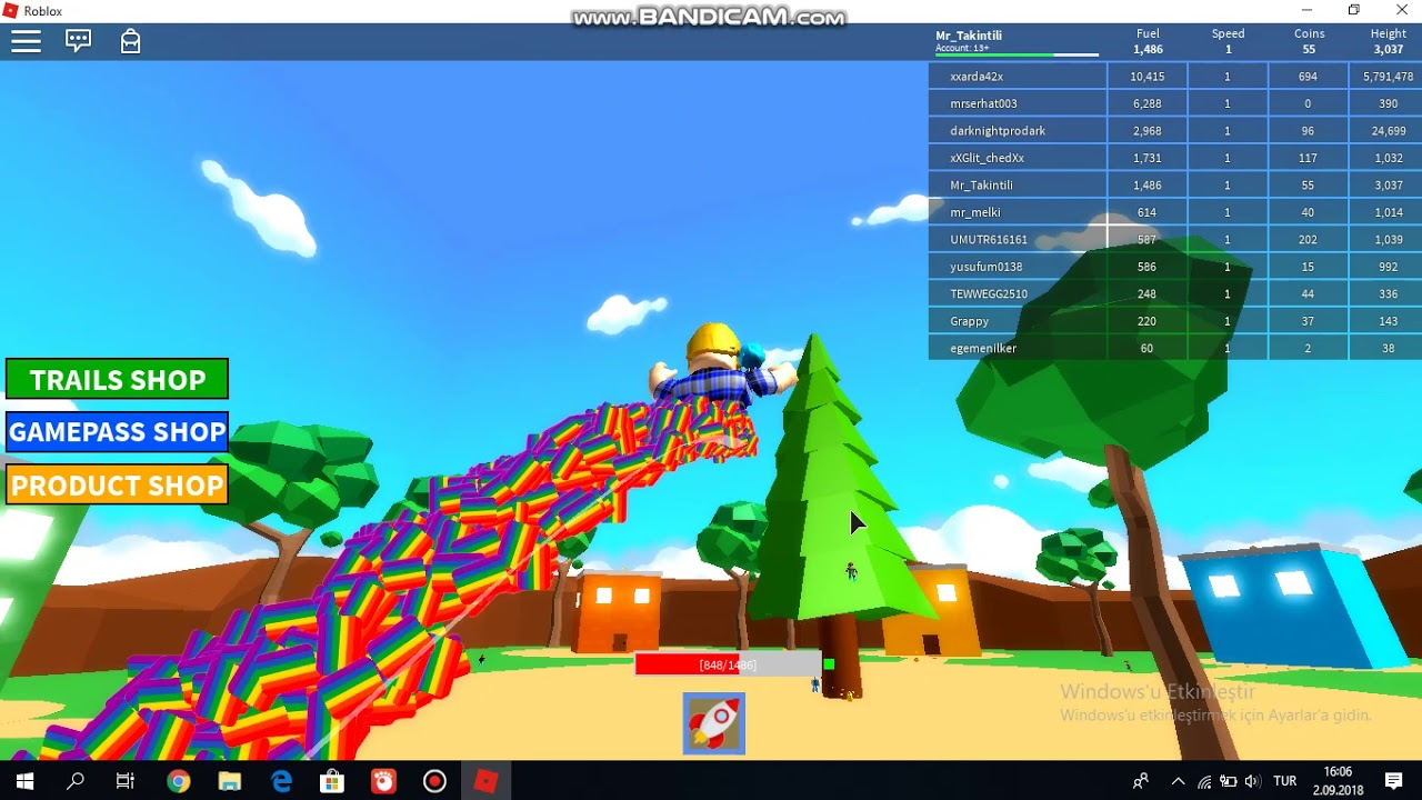 Rocket Simulator Roblox Youtube | Roblox Free Vip Server