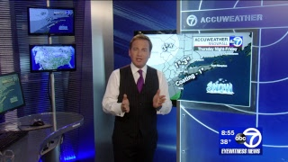 AccuWeather Alert: Lee Goldberg has the latest on 2 chances for snow this week