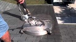 Roof Shampoo Demo