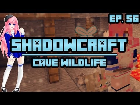 Cave Wildlife | ShadowCraft | Ep. 56