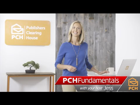 Learn How To Track Your PCH Package