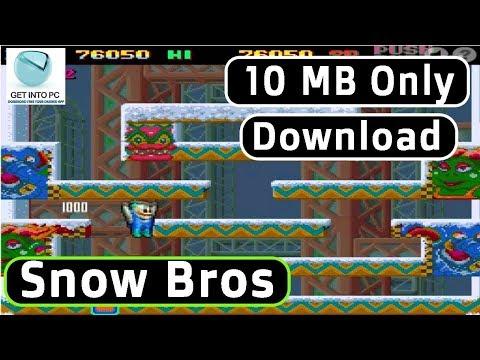 snow bros classic apk download