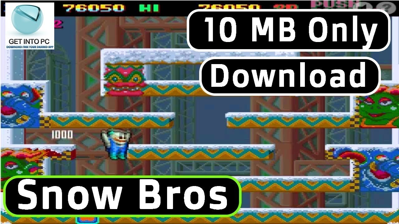 Download snow bros for pc
