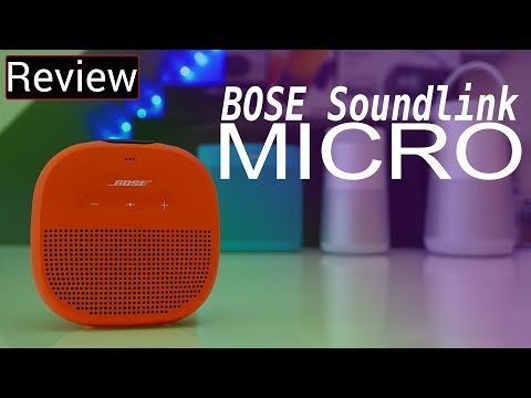Bose Soundlink Micro Review - Tiny, But Sounds ALMOST As Good As The JBL Flip 4