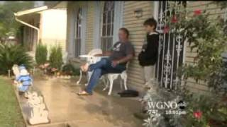 WGNO ABC 26 Reports on Infrastructure Thefts in St. Charles Parish