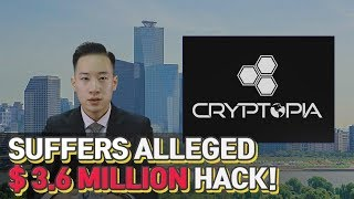 [TP Daily News] 20190117 RUSSIA'S BITCOIN INVESTMENT / $3.6 M HACK ON CRYPTOPIA / S.KOREA