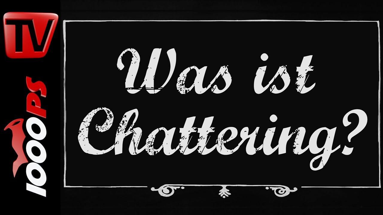 Was ist Chattering? - Motorrad Lexikon