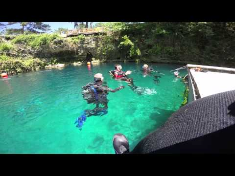 Blue Grotto Scuba Diving - Williston FL May 3rd, 2015