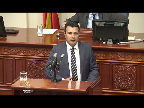 Zaev odbacio preduvjete VMRO-DPMNE za prijevremene izbore