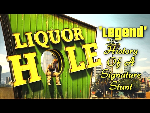 GTAV 'Liquor Hole Legend' - History Of A...