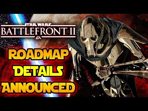 Roadmap Details Announced! Star Wars Battlefront 2 Clone Wars Season! 4 Heroes, New Game Mode & More thumbnail