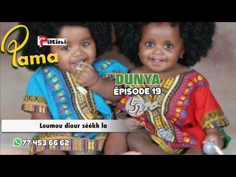 Pama 52 pc -episode 19 : Dunya
