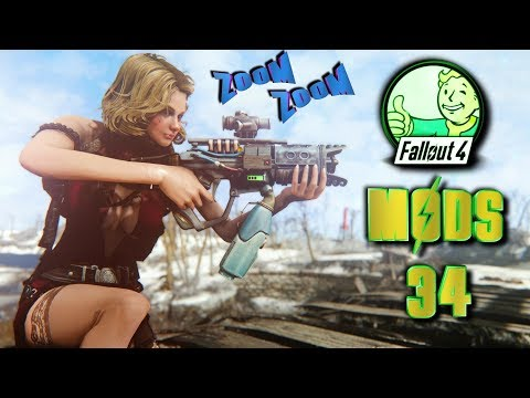 WHY WEREN'T SCOPES LIKE THIS FROM THE START? - Fallout 4 Mods & More Episode 34 thumbnail