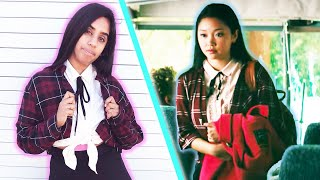 I Wore Lara Jean's Outfits From