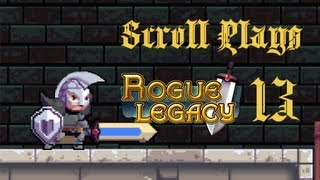 Lets Play Rogue Legacy Part 13 - Deep into the forest