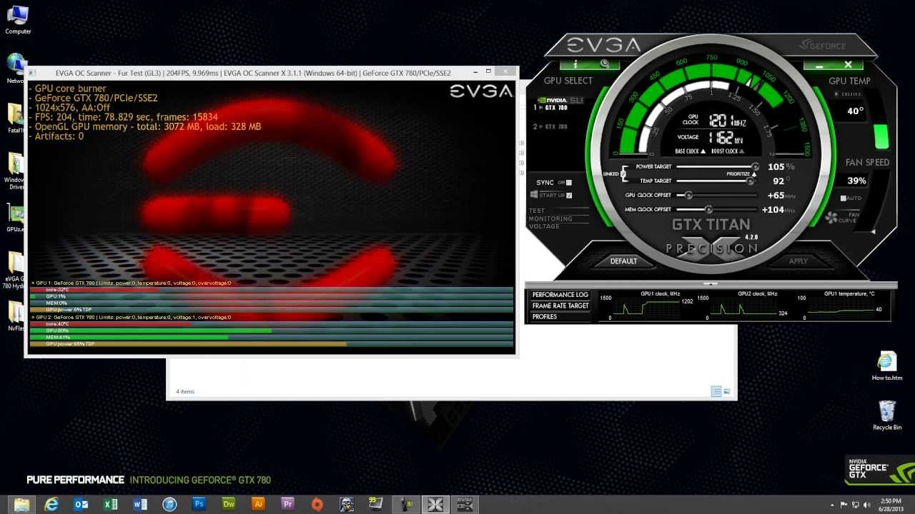 How to Flash your GTX 780 with a High Performance ROM