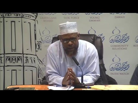 The Major Sins: Murder/Spying/Cursing - Sheikh Abu Usamah At-Thahabi
