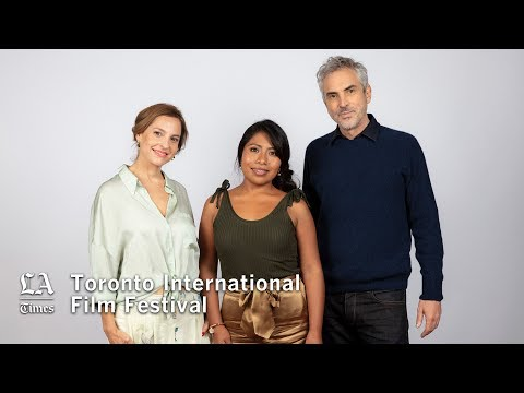 'Roma' stars on working with Alfonso Cuarón  TIFF 2018