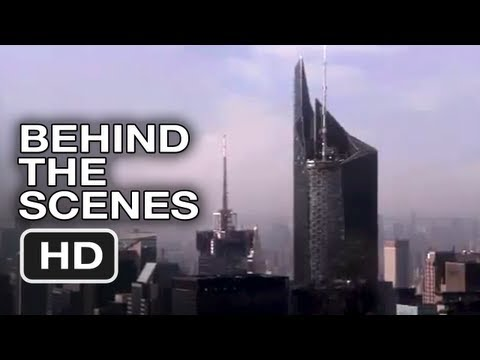 The Amazing Spider-Man - Behind the Scenes - Visiting Oscorp (2012) Marvel HD