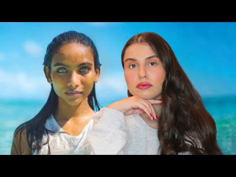 The Girl With The Blue Eyes: What Happened To Vogue Model Raudha Athif?