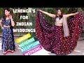 Best Wedding Outfits | Lehenga's for Wedding | lehenga shopping in Chandni Chowk | DIVYA NAGPAL