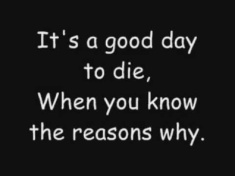 Starship Troopers 3 - Its A Good Day To Die! Lyrics
