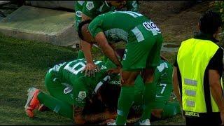 Nacional vs Medellin (5-2) Liga Aguila 2019-II | Fecha 8