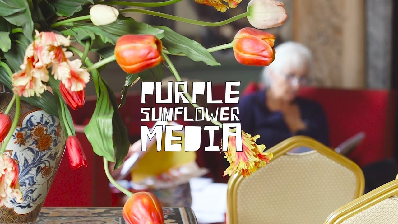 Purple Sunflower Media