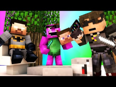 Minecraft Mini-Game : DO NOT LAUGH! (ROSS IS DEAD, SPRINKLES ATTACKS!) w/ Facecam