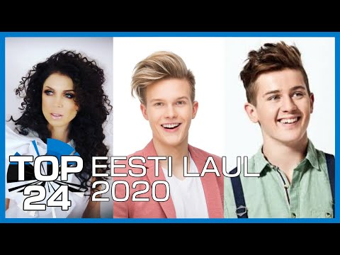 Eesti Laul 2020 - Top 24 (Eurovision 2020 Estonia)